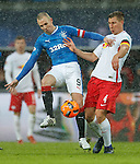 Kenny Miller and Ulli Orban