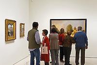 Museo Carmen Thyssen in Malaga, Andalusien, Spanien,  Museum für moderne Malerei