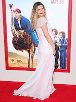 HOLLYWOOD, LOS ANGELES, CA, USA - MAY 21: Drew Barrymore at the Los Angeles Premiere Of Warner Bros. Pictures' 'Blended' held at the TCL Chinese Theatre on May 21, 2014 in Hollywood, Los Angeles, California, United States. (Photo by Xavier Collin/Celebrity Monitor)