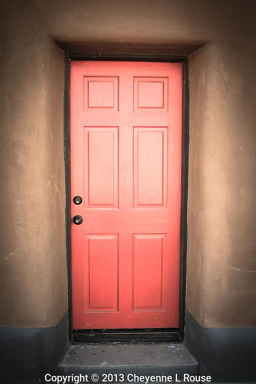 Red Door- Brown Adobe - Arizona