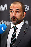 Liga ENDESA 2019/2020. Game: 07.<br /> Club Joventut Badalona vs TD Systems Baskonia: 83-82.<br /> Carles Duran.
