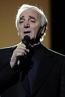 Charles Aznavour<br /> 2007/12<br /> Credit : AIKA/DALLE