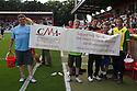 March for Mitch<br />  Stevenage v Oldham Athletic - Sky Bet League 1 - Lamex Stadium, Stevenage - 3rd August, 2013<br />  © Kevin Coleman 2013