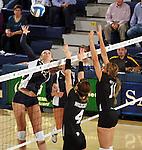 Wayne State (NE) at Augustana (SD) College Volleyball
