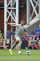 Karim Rekik of Hertha Berlin during the pre season friendly match between Crystal Palace and Hertha BSC at Selhurst Park, London, England on 3 August 2019. Photo by Carlton Myrie / PRiME Media Images.