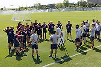 USMNT Training, June 14, 2019