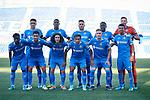 Getafe CF's team photo during Preseason match between Getafe CF and Crotone FC at Colisseum Alfonso Perez in Getafe, Spain. August 02, 2019. (ALTERPHOTOS/A. Perez Meca)