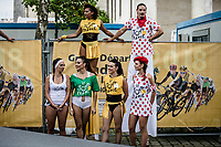 Tour de France 2018 is on a roll...<br /> <br /> <br /> Le Grand Départ 2018<br /> 105th Tour de France 2018<br /> ©Kramon