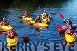 Women on the Water: Kerry Recreation Sports Women on the Water event on the River Feale near Listowel Bridge on Saturday morning last.