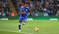 Leicester City's Ricardo Pereira <br /> <br /> Photographer Stephen White/CameraSport<br /> <br /> The Premier League - Leicester City v Watford - Saturday 1st December 2018 - King Power Stadium - Leicester<br /> <br /> World Copyright © 2018 CameraSport. All rights reserved. 43 Linden Ave. Countesthorpe. Leicester. England. LE8 5PG - Tel: +44 (0) 116 277 4147 - admin@camerasport.com - www.camerasport.com