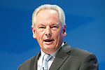 © Joel Goodman - 07973 332324  . 03/10/2011 . Manchester, UK . FRANCIS MAUDE speaks during the 2011 Conservative Party Conference at the Manchester Central Convention Centre (formerly GMex) . Photo credit: Joel Goodman