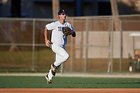 Jordan Sweeney during the WWBA World Championship at the Roger Dean Complex on October 19, 2018 in Jupiter, Florida.  Jordan Sweeney is a first baseman from Egg Harbor Township, New Jersey who attends Egg Harbor Township High School and is committed to Rutgers.  (Mike Janes/Four Seam Images)