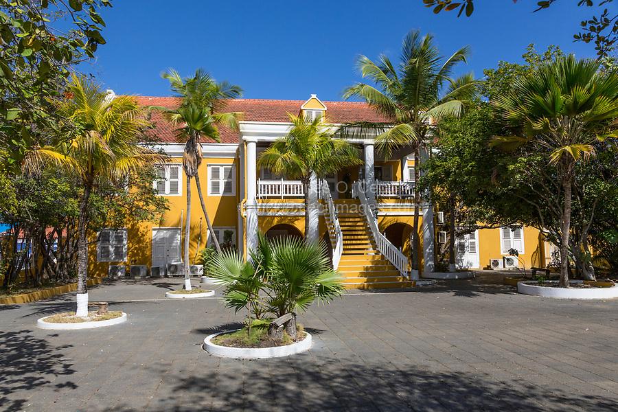 Kralendijk, Bonaire, Leeward Antilles.  Lt. Governor's Office.