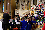 Drogheda Brass band christmas mass