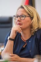 2020/06/17 Politik | Bundesumweltministerin | Svenja Schulze