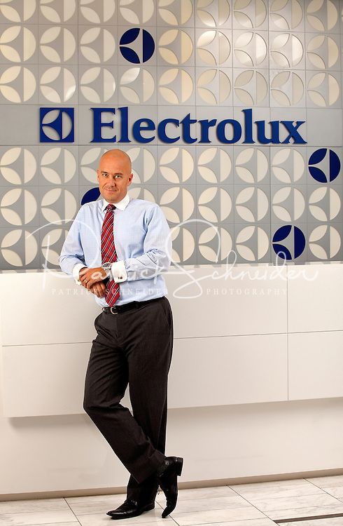 Robbert Kaufmann is CFO of Electrolux Major Appliances North America .