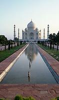 Indien, Agra (Uttar Pradesh), Fort erbaut 1565 von Akbar, Unesco-Weltkulturerbe