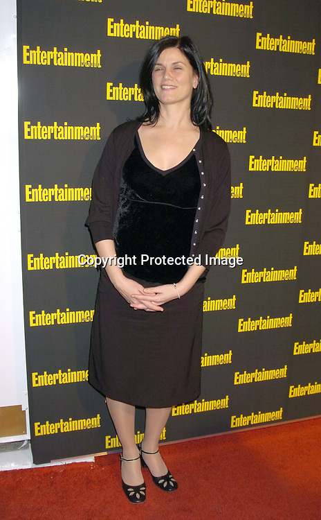 Linda Fiorentino ..at the 11th Annual Entertainment Weekly Oscar Party on ..Februaty 27, 2005 at Elaine's in New York City. ..Photo by Robin Platzer, Twin Images