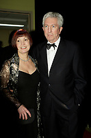 Montreal (Qc) CANADA - March 29 2009 - Jutras award  Gala (for Quebec Cinema) : Gilles Duceppe, Leader Bloc Quebecois and wife (L)