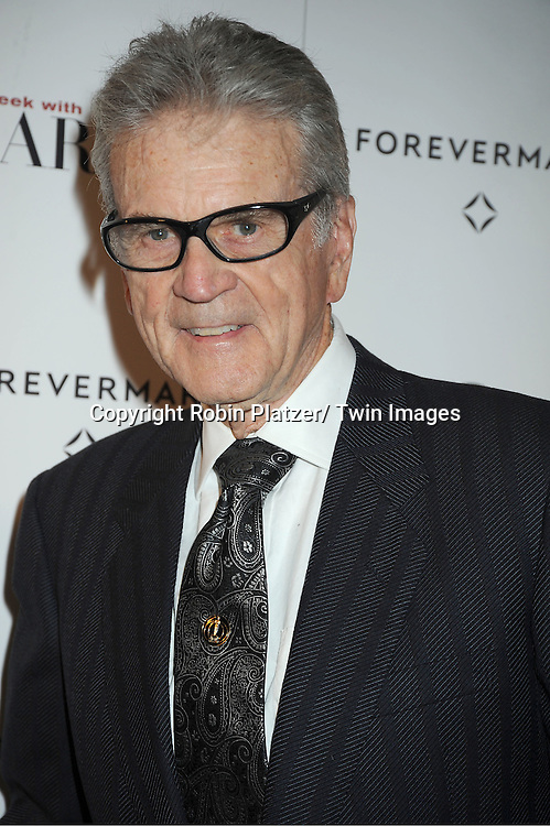 """Don Murray attends The New York Premiere of """"My Week With Marilyn"""" on November 13, 2011 at the Paris Theatre in New York City. The movie stars Michelle Williams, Kenneth Branagh, Dominic Cooper and Zoe Wanamaker."""