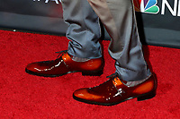LOS ANGELES - SEP 7:  Terry Crews shoe detail at the America's Got Talent Live Show Red Carpet at the Dolby Theater on September 7, 2021 in Los Angeles, CA