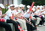 Volunteers are pictured during the CIMB Asia Pacific Classic 2011.  Photo © Raf Sanchez / PSI for Carbon Worldwide