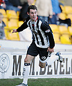 07/02/2009  Copyright Pic: James Stewart.File Name : sct_jspa04_motherwell_v_stmirren.ANDY DORMAN CELEBRATES AFTER HE SCORES ST MIRREN'S FIRST.James Stewart Photo Agency 19 Carronlea Drive, Falkirk. FK2 8DN      Vat Reg No. 607 6932 25.Studio      : +44 (0)1324 611191 .Mobile      : +44 (0)7721 416997.E-mail  :  jim@jspa.co.uk.If you require further information then contact Jim Stewart on any of the numbers above.........