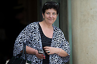 French Minister of Higher Education, Research and Innovation Frédérique Vidal leaves the Elysee presidential palace following the weekly cabinet meeting on Wednesday, 28 June 2017 in Paris # CONSEIL DES MINISTRES DU 28/06/2017