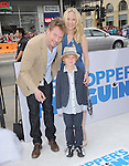 James Tupper,Anne Heche  at Twentieth Century Fox's L.A. Premiere of Mr. Popper's Penguins held at The Grauman's Chinese Theatre in Hollywood, California on June 12,2011                                                                               © 2010 Hollywood Press Agency