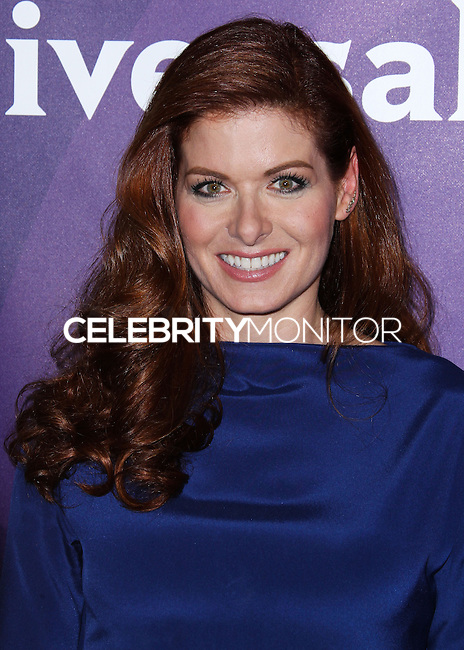 BEVERLY HILLS, CA, USA - JULY 13: Actress Debra Messing arrives at the NBCUniversal Summer TCA Tour 2014 - Day 1 held at the Beverly Hilton Hotel on July 13, 2014 in Beverly Hills, California, United States. (Photo by Xavier Collin/Celebrity Monitor)