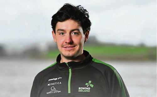 Clonmel's Daire Lynch will be competing in the Men's Single in Varese