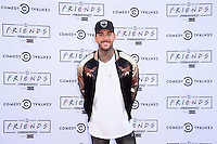 Pete Wicks<br /> at the launch party for Comedy Central's FriendsFest, presented by The Luna Cinema at Haggerston Park.<br /> <br /> ©Ash Knotek  D3146  23/08/2016