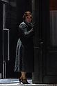 "English National Opera present their fourth revival of Jonathan Miller's production of Puccini's ""La Boheme"", in which Natalya Romaniw makes her ENO debut. Cast is: Natalya Romaniw (Mimi), Jonathan Tetelman (Rodolfo), Nicholas Lester (Marcello), Simon Butteriss (Benoit/Alcindoro), Nadine Benjamin (Musetta), David Soar (Colline), Bozidar Smiljanic (Schaunard). Picture shows: Natalya Romaniw (Mimi)"