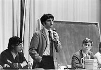 1968 09 EDU - CHARRON Claude - ASSO ETUDIANTE