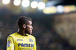 Jonathan Dos Santos of Villarreal CF reacts during their La Liga match between Villarreal and FC Barcelona at the Estadio de la Cerámica on 08 January 2017 in Villarreal, Spain. Photo by Maria Jose Segovia Carmona / Power Sport Images