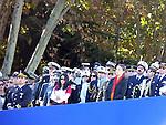 Invitados. Dia de la Hispanidad. Desfile de las Fuerzas Armadas.