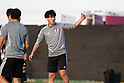 Soccer: AFC Asian Cup UAE 2019 - Japan team training session