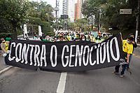 29/06/2021 - PROTESTO CONTRA O ABUSO POLICIAL EM PARAISOPOLIS