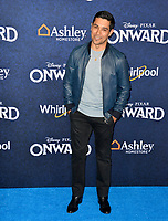 "LOS ANGELES, CA: 18, 2020: Wilmer Valderrama at the world premiere of ""Onward"" at the El Capitan Theatre.<br /> Picture: Paul Smith/Featureflash"