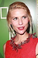 LOS ANGELES, CA, USA - AUGUST 25: Claire Danes at the FOX, 20th Century FOX Television, FX Networks And National Geographic Channel's 2014 Emmy Award Nominee Celebration held at Vibiana on August 25, 2014 in Los Angeles, California, United States. (Photo by David Acosta/Celebrity Monitor)