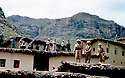 Iraq 1963 .Peshmergas in the village of Roste.Irak 1963.Peshmergas dans le village de Roste