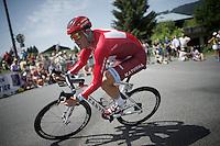 Alexander Kristoff (NOR/Katusha)<br /> <br /> Stage 18 (ITT) - Sallanches › Megève (17km)<br /> 103rd Tour de France 2016
