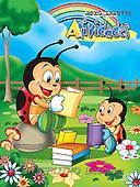 Alfredo, CUTE ANIMALS, books, paintings, BRTOLP20770,#AC# Kinderbücher, niños, libros, illustrations, pinturas
