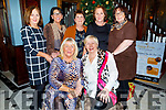 Enjoying the evening in the Imperial Hotel on Saturday<br /> Front: Mary Doyle and Marion Phelan.<br /> Back l to r: Brenda Kerins, Rita Greensmyth, Margaret Wright, Pat Enright and Martina Behan.