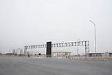 The dry port Khorgos, free trade  zone on the border between China and Kazakhstan. <br /> <br /> Сухой порт на свободной экономической зоне Хоргос на границе с Китаем. Через него идет товаропоток из Китая в Казахстан, Россию и Европу.