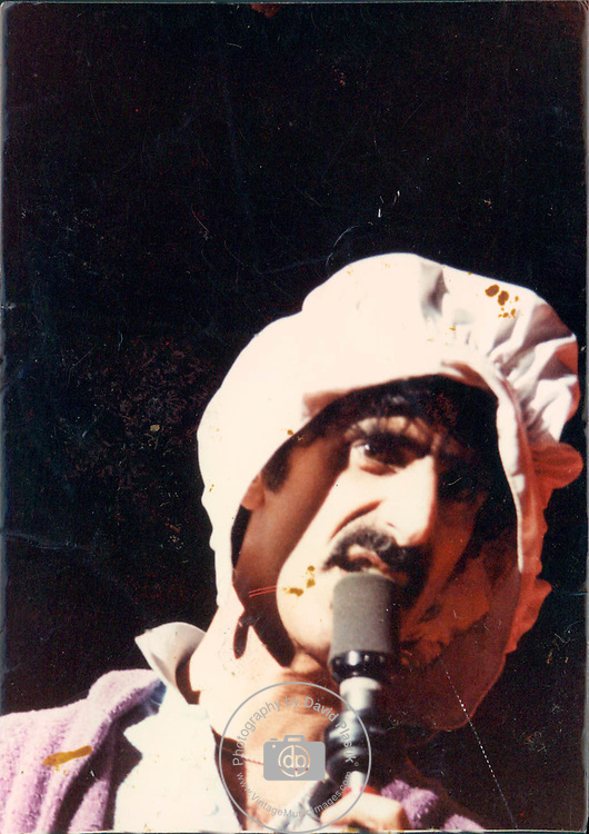 Frank Zappa, Frank Zappa