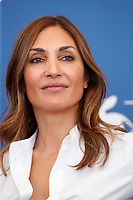 """VENICE, ITALY - SEPTEMBER 06: director Audrey Diwan at the photocall of """"L'Evenement"""" during the 78th Venice International Film Festival on September 06, 2021 in Venice, Italy. <br /> CAP/GOL<br /> ©GOL/Capital Pictures"""