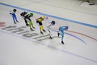 SCHAATSEN: HEERENVEEN: 06-01-2018, IJsstadion Thialf, Marathonschaatsen, ©foto Martin de Jong