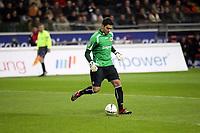 Oka Nikolov (Eintracht)<br /> Eintracht Frankfurt vs. Arminia Bielefeld, Commerzbank Arena<br /> *** Local Caption *** Foto ist honorarpflichtig! zzgl. gesetzl. MwSt. Auf Anfrage in hoeherer Qualitaet/Aufloesung. Belegexemplar an: Marc Schueler, Am Ziegelfalltor 4, 64625 Bensheim, Tel. +49 (0) 6251 86 96 134, www.gameday-mediaservices.de. Email: marc.schueler@gameday-mediaservices.de, Bankverbindung: Volksbank Bergstrasse, Kto.: 151297, BLZ: 50960101