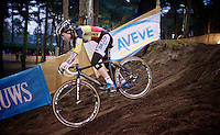 Sanne Cant (BEL/BKCP-Powerplus)<br /> <br /> Zilvermeercross 2014